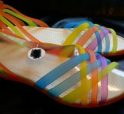 Пляжные туфли