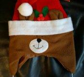 Рождественская шапочка