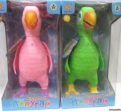 """Интерактивная игрушка """"озорной попугай"""""""