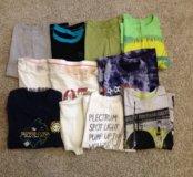 Мешок вещей 10-12 лет