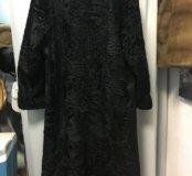Французское пальто из каракульчи