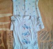 Песочники Mothercare 86 см