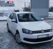 Аренда  автомобиля VW Polo АКПП