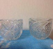 Хрустальная ваза Салатник
