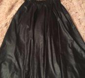 Новая юбка до колен при росте 168