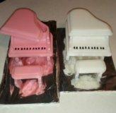 Мыло Рояль шкатулка 3D