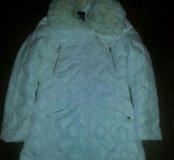 Зимние пальто до -5