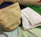 НОВАЯ женская кожаная сумка