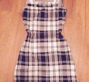 Теплое платье odjji 40-42 размер