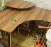 Комплект мебели (угловой стол,2 тумбы с ящиками)