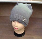 Новая шапочка теплая