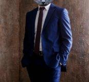 Мужской костюм MANGO