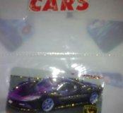 Коллекция наклеек Спортивные автомобили