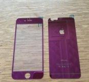 Стекла зеркальные (защитные) на IPhone 6/6S