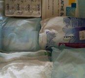 Послеродовые прокладки и трусы