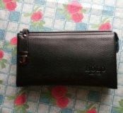Барсетка BOLO Leather