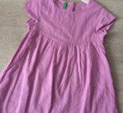 Платье хлопок р86