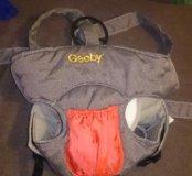 Рюкзак для переноски ребёнка, кенгуру НОВЫЙ
