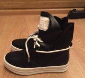 Новые ботинки осенние