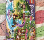 Набор LEGO Friends Джунгли: Штаб спасателей 41038