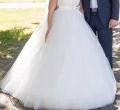 Свадебное платье под брендом Oksana Mukha