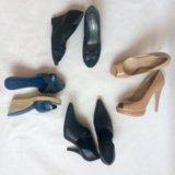 Туфли, шлёпанцы, босоножки
