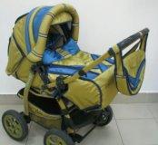 Детская коляска-трансформер Adamex Neon