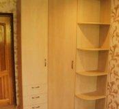 Угловой шкаф 1.25 м х 1.15, высота 2.3 м