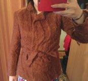 Меховой пиджачок