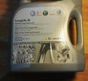 Масло машинное VAG 5w-30