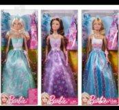 Новая кукла Barbie Принцесса
