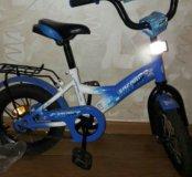 Велосипед до 4 лет.