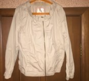 Курточка ветровка bershka