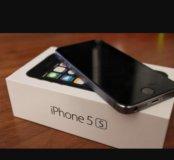 iPhone 5s 16gb комплект