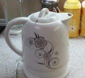 Керамический чайник бу