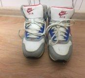 Зимние кроссовки Nike air