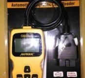 OBD2 сканер Autool OL126