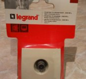 Розетка TV Legrand