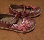 Туфельки для девочки Темпо Кидс