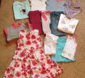 👭Пакет одежды для девочки👭-122-128р