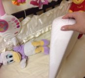 Подушка от срыгивания