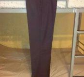 Новые Школьные брюки 42/176