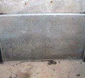 Радиатор двигателя Mitsubishi