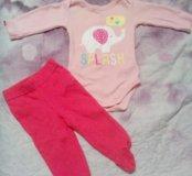 Пекет Одежды для малышки