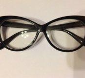 Новые очки- нулевки
