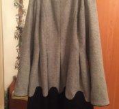 Платье из Европы шерстяное