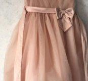 Платье пышное