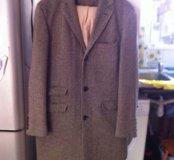 Стильное мужское пальто Том Тейлор