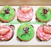 Капкейки и прочие сладости