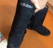 Валенки adidas neo 35